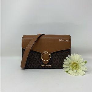 Michael Kors Wanda Medium Shoulder Bag
